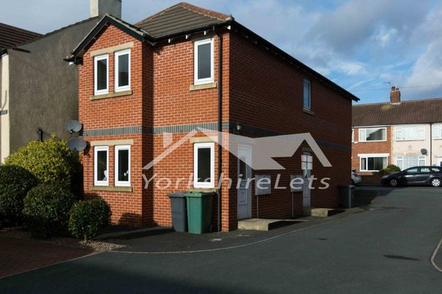 Thumbnail Property to rent in St. Josephs Court, Garforth, Leeds
