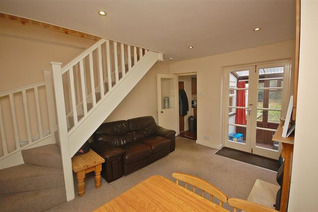 Thumbnail Terraced house to rent in St. Peters Place, Canterbury