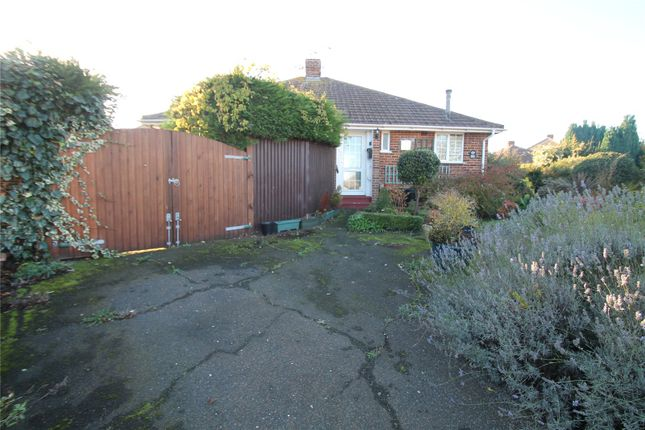 Thumbnail Bungalow for sale in Elmstone Road, Gillingham, Kent
