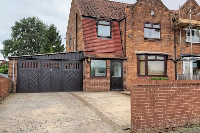 Thumbnail Semi-detached house to rent in Tennent Road, Acomb, York