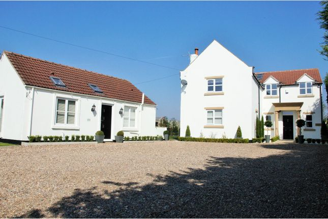 Thumbnail Detached house for sale in Akeferry Road, Westwoodside, Doncaster