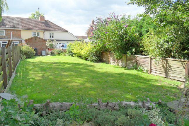 Rear Garden of Roman Bank, Long Sutton, Spalding, Lincolnshire PE12
