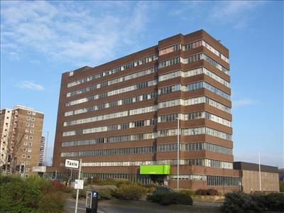 Thumbnail Commercial property for sale in Crown House, Southgate, Huddersfield, West Yorkshire