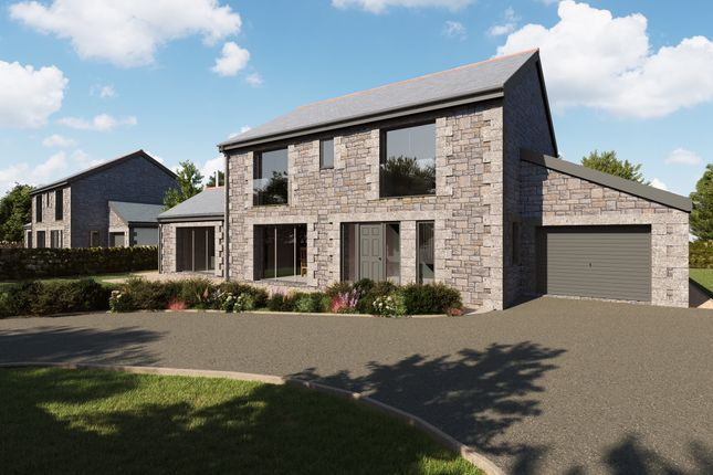 Thumbnail Detached house for sale in Trenow, Ludgvan