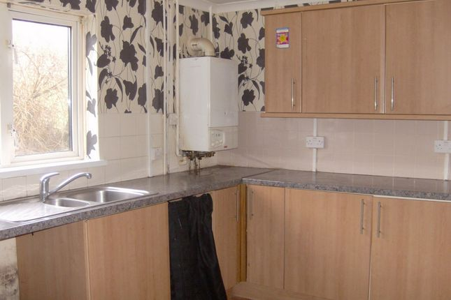 Thumbnail Terraced house to rent in Heol Helig, Brynmawr
