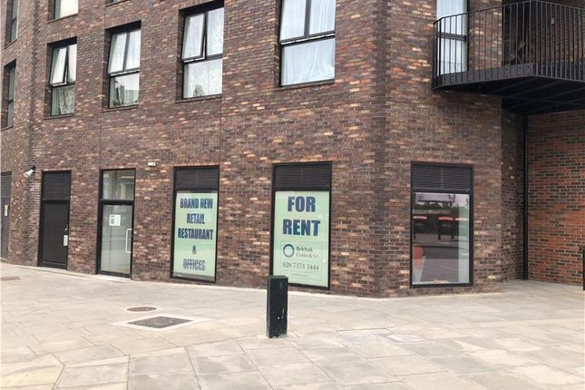 Thumbnail Retail premises for sale in 6 Martel Place, London, Greater London