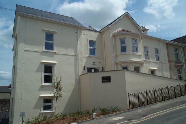 Thumbnail Flat to rent in Powderham Road, Newton Abbot