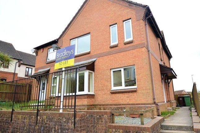 Thumbnail Semi-detached house to rent in Cypress Close, Plympton, Plymouth, Devon
