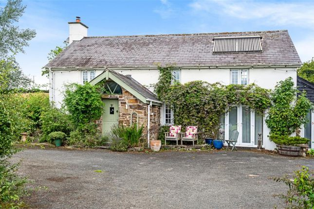 5 bed detached house for sale in Cilmery, Builth Wells LD2