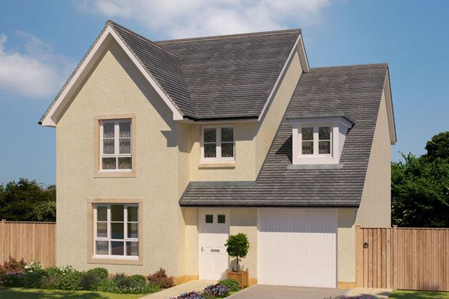 """Thumbnail Detached house for sale in """"Drummond"""" at South Larch Road, Dunfermline"""
