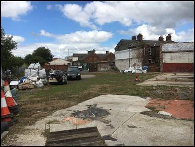 Photo of Yard, Lord Street, Warrington, Cheshire WA4