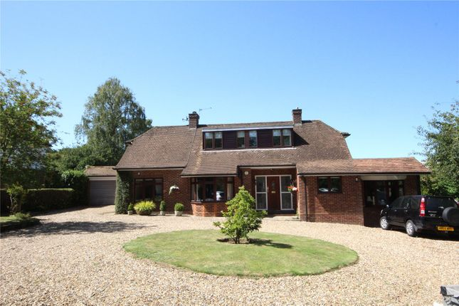 Thumbnail Detached house for sale in Kimpton Road, Wheathampstead, St. Albans, Hertfordshire