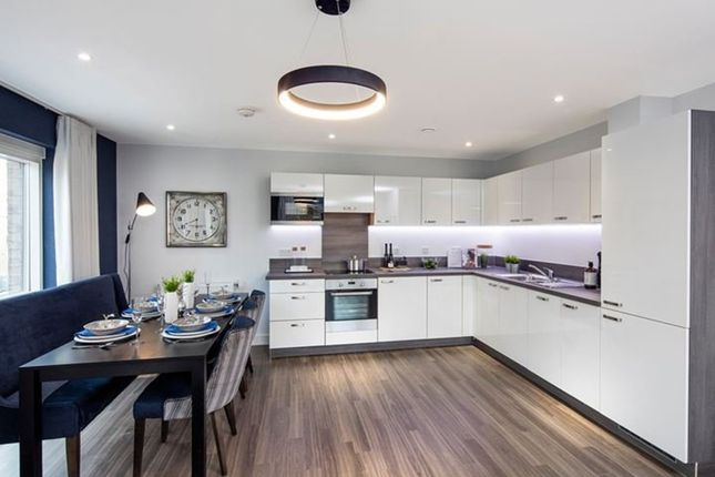 Thumbnail Flat for sale in Catford Hill, London