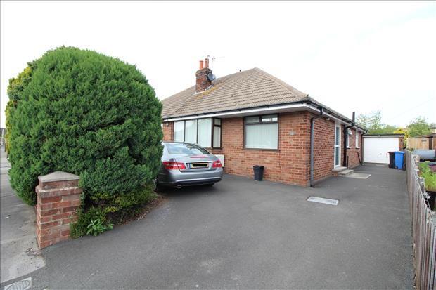 Thumbnail Bungalow to rent in Ryecroft Avenue, Hambleton, Poulton-Le-Fylde