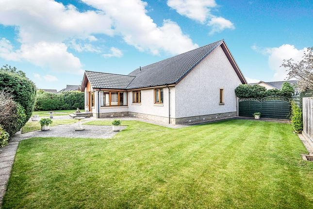 Thumbnail Bungalow for sale in Old Bar Road, Nairn