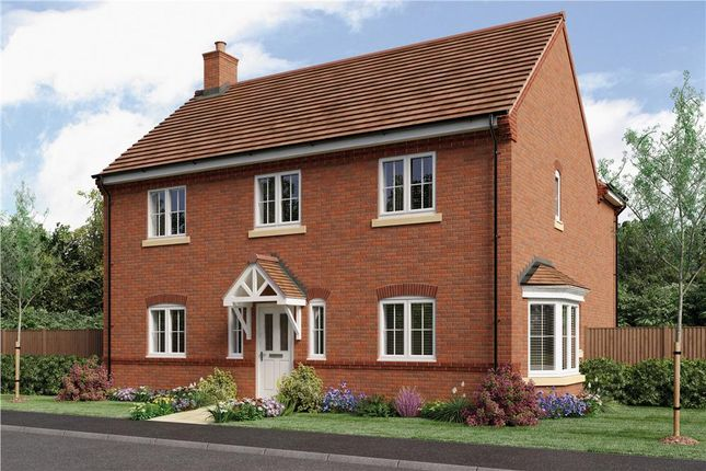 """Thumbnail Detached house for sale in """"Harper"""" at Rykneld Road, Littleover, Derby"""