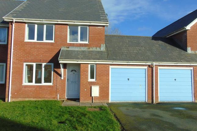 Thumbnail Terraced house to rent in Cormorant Close, Cashfield Estate, Haverfordwest