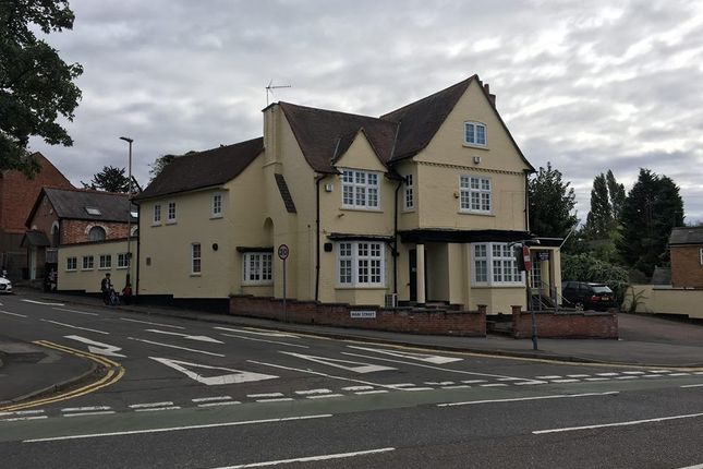 Thumbnail Pub/bar for sale in Humberstone Drive, Leicester