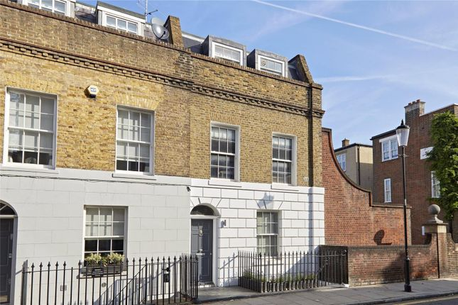 4 bed end terrace house for sale in Britten Street, Chelsea, London