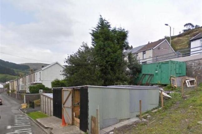 Thumbnail Parking/garage for sale in Church Terrace, Nantymoel, Bridgend