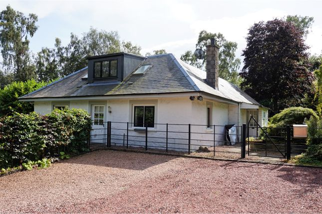 Thumbnail Detached bungalow for sale in Perth Road, Crieff
