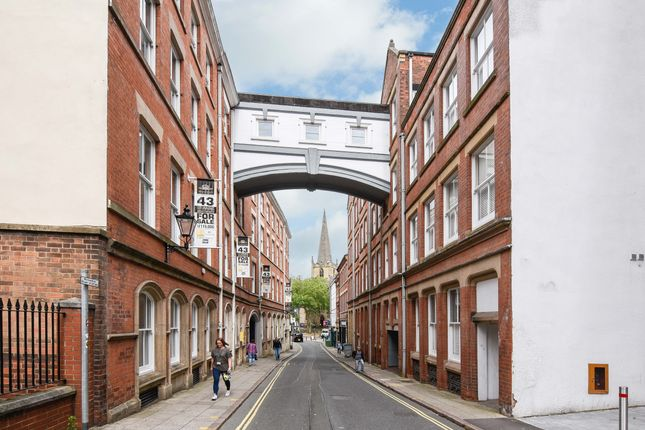 Thumbnail Flat for sale in Hounds Gate Court, Hounds Gate, Nottingham