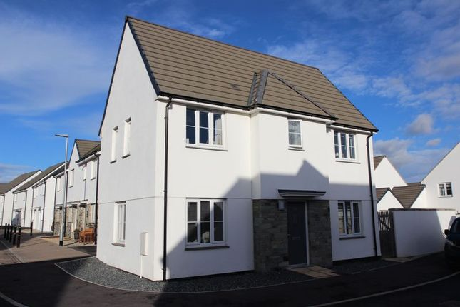 Thumbnail Detached house for sale in Figgy Road, Quintrell Downs, Newquay