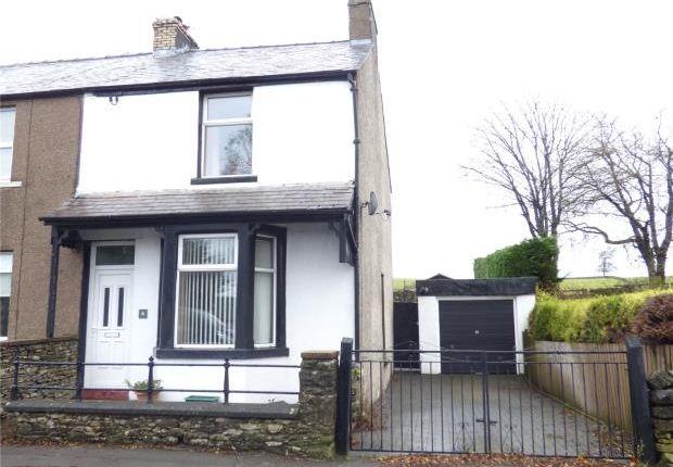 Thumbnail End terrace house for sale in Woodville Terrace, Shap, Penrith