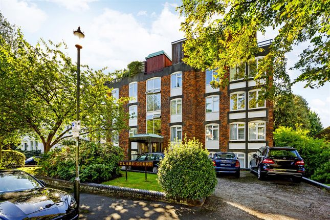 Thumbnail Flat for sale in Clare Court, Grosvenor Hill, Wimbledon