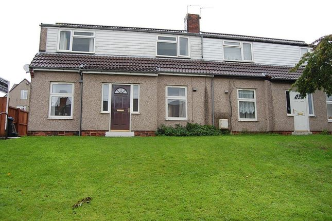 Thumbnail Semi-detached house to rent in Jubilee Crescent, Sherburn Hill, Durham