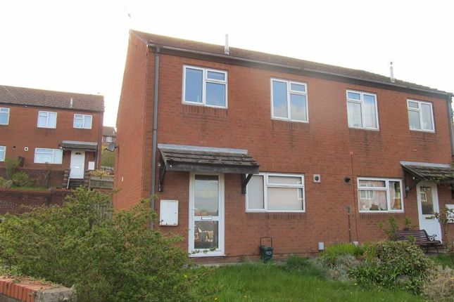 Thumbnail Semi-detached house to rent in Hillary Rise, Barry, Vale Of Glamorgan
