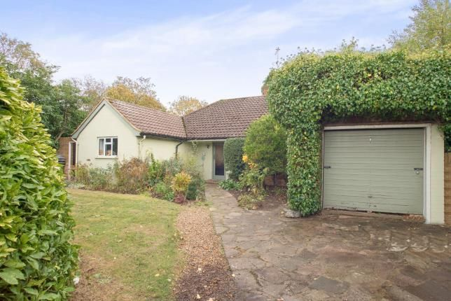 Thumbnail Bungalow for sale in East Molesey, Surrey