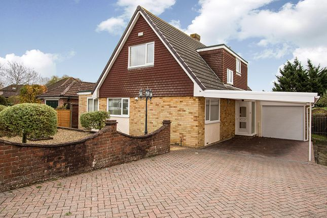 Thumbnail Bungalow for sale in Shillinglee, Purbrook, Waterlooville
