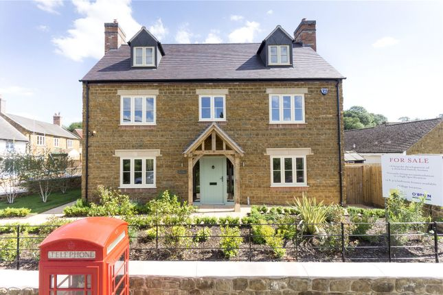 Thumbnail Detached house for sale in Willow Gardens, Northend, Southam, Warwickshire