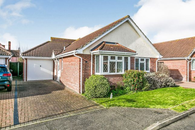 Thumbnail Detached bungalow for sale in Waylands Drive, Weeley, Clacton-On-Sea