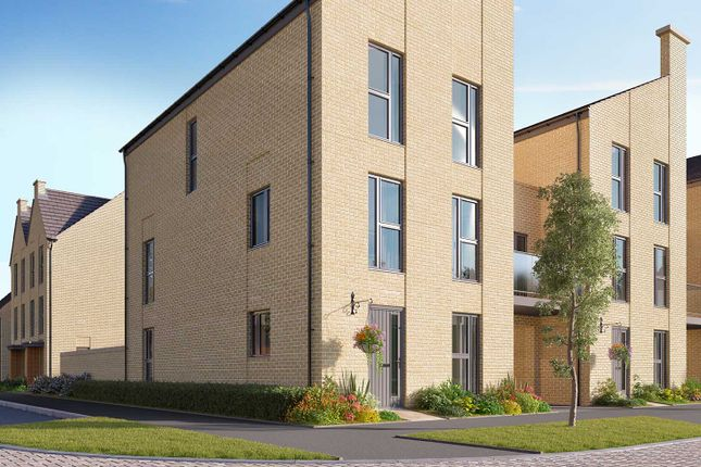 """Thumbnail Link-detached house for sale in """"The Yaxley"""" at Heron Road, Northstowe, Cambridge"""