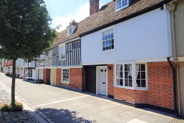 Thumbnail Terraced house for sale in Abbey Street, Faversham