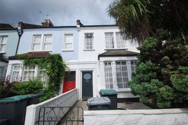Thumbnail Terraced house for sale in Selborne Road, Alexandra Park Borders