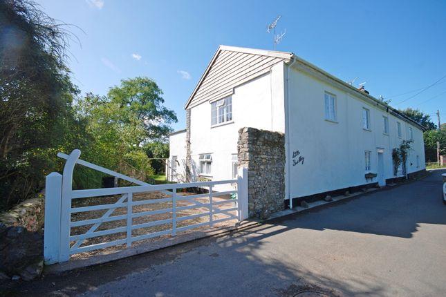 Thumbnail Semi-detached house for sale in Bridge Street, Sidbury, Sidmouth