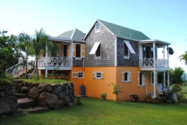 Thumbnail Property for sale in Mango House And Cocohut, Hermitage Estates And Villas, Charlestown, St Kitts And Nevis