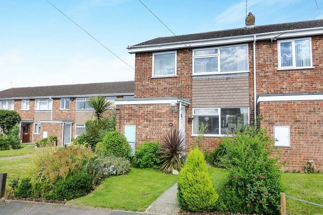 Thumbnail Terraced house for sale in Englands Road, Acle, Norwich