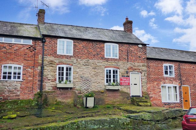 Thumbnail Cottage for sale in High Street, Tarvin, Chester