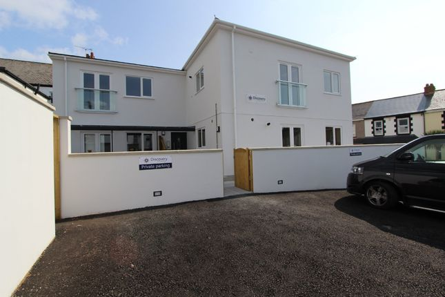 Thumbnail Flat for sale in York Road, Torpoint