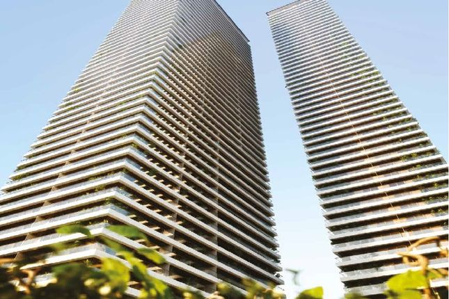 Thumbnail Flat for sale in West Tower, Wardian, Canary Wharf