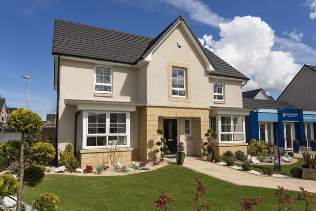 "Thumbnail Detached house for sale in ""Gleneagles"" at Merchiston Oval, Brookfield, Johnstone"