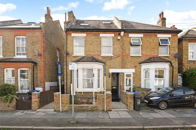 Thumbnail Semi-detached house for sale in Gladstone Road, London