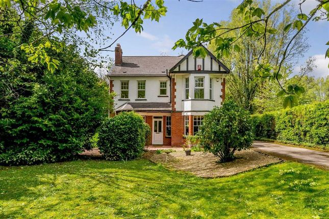 Thumbnail Detached house for sale in Newport Road, Llantarnam, Newport