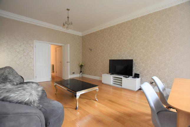 Lounge of Apartment 13 Limehurst Hall, St Margaret's Road, Bowdon WA14