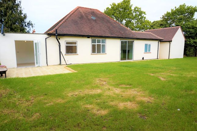 Thumbnail Detached bungalow for sale in Woodend, Sutton