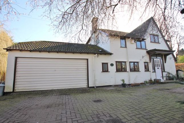 Thumbnail Detached house for sale in Queensway, Gayton, Wirral